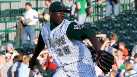 Castro went 10-6 with a 3.33 ERA for the TinCaps in 2009.