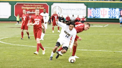 Last year's soccer match at Parkview Field came down to penalty kicks.
